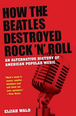 Beatles Destroyed Rock Book Cover
