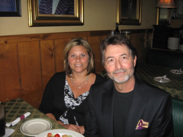 Sybil and Steve at Figaretti's