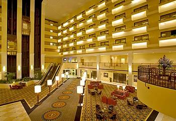 Savannah Hyatt Atrium
