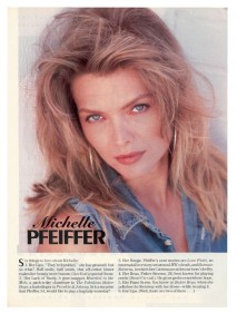 Michelle Pfeiffer Sexiest