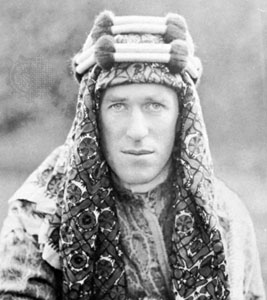 T.E. Lawrence of Arabia