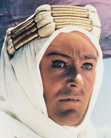 Peter O'Toole as Lawrence