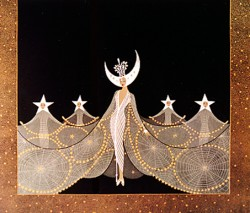 Queen of Tomorrow Erte