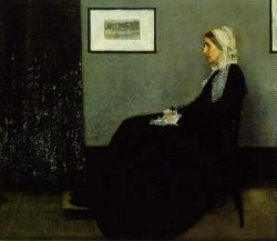 Whistlers Mother Art for Arts Sake