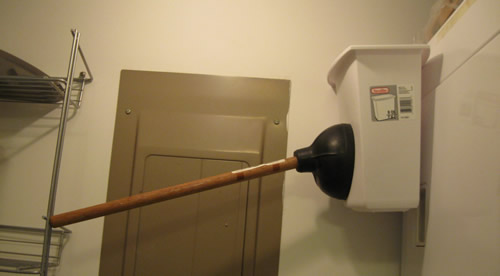 Alternate Uses of Plunger