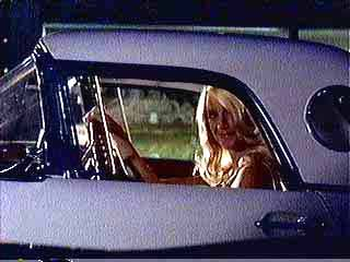 the Blonde in the T-Bird - Suzanne Somers in American Graffiti