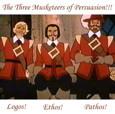 Three Musketeers Persuasion