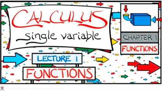 Animated Calculus