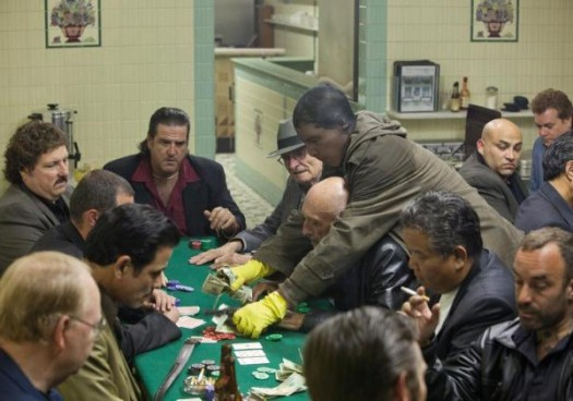 Killing Them Softly Poker Robbery