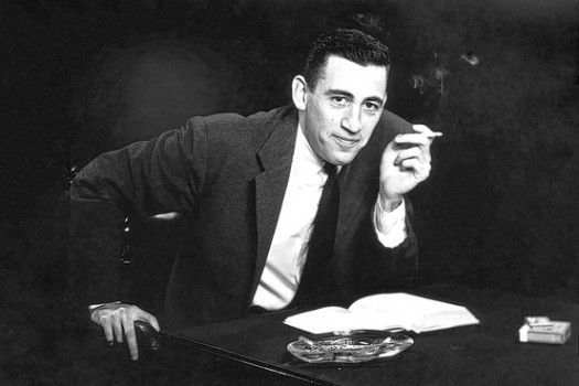 Salinger Smoking