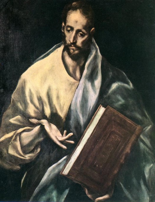 James by El Greco