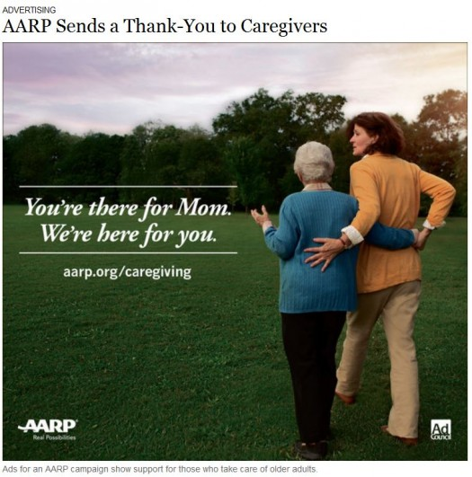 AARP Cares that You Care
