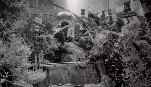 JFK Ticker Tape Parade