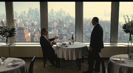Margin Call Irons Spacey Lunch
