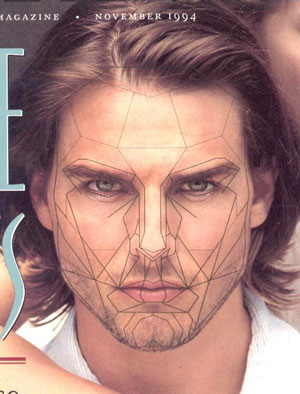 Tom Cruise Symmetry