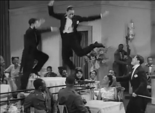Nicholas Brothers Jumping Jive with Cab