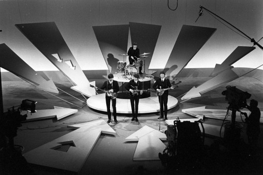 Beatles Ed Sullivan Arrows