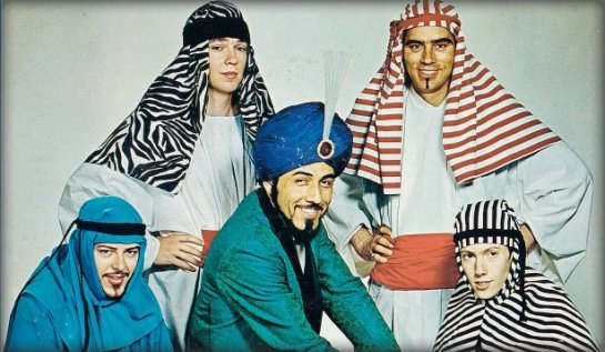 Sam the Sham Pharaohs